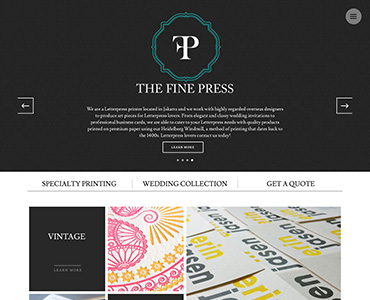 The Fine Press