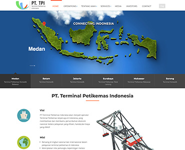 PT. Terminal Petikemas Indonesia